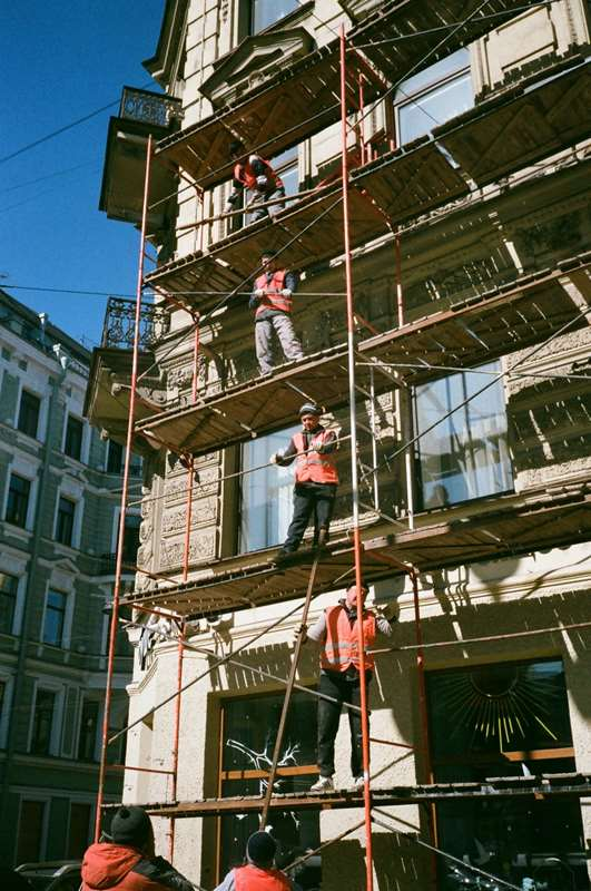 obsługa budowlana