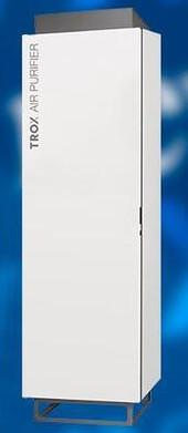 TROX wprowadza na rynek nowy typ oczyszczacza powietrza