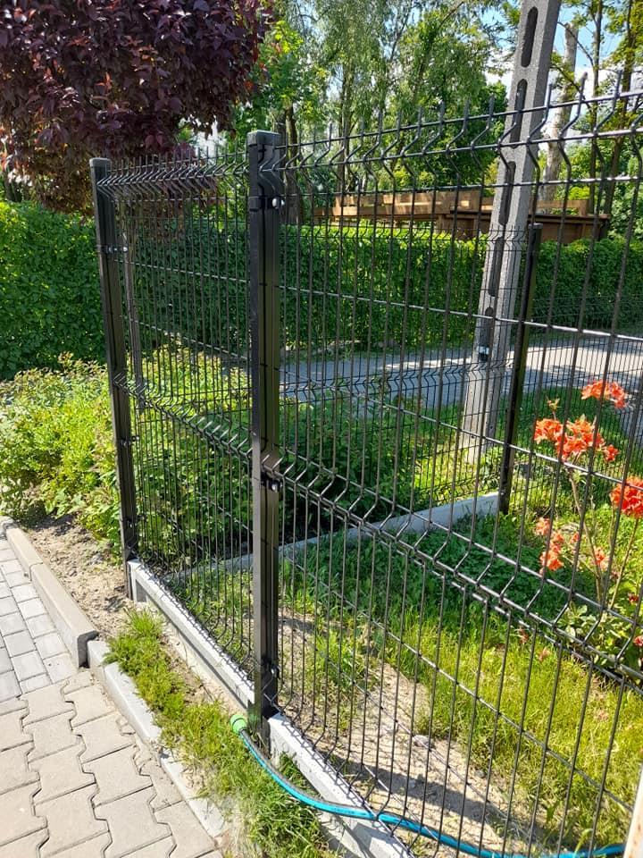 Montaż ogrodzeń Panelowych Tarnowskie Góry